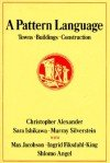 Cover of A Pattern Language by Christopher Alexander