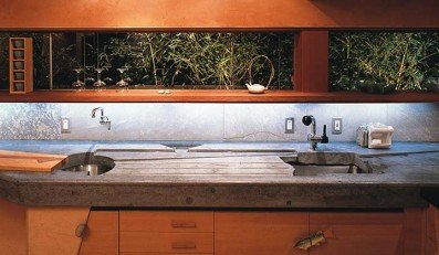 High end kitchen design by Fu-Tung Cheng