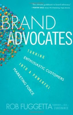 Cover art of Brand Advocates, by Rob Fuggetta