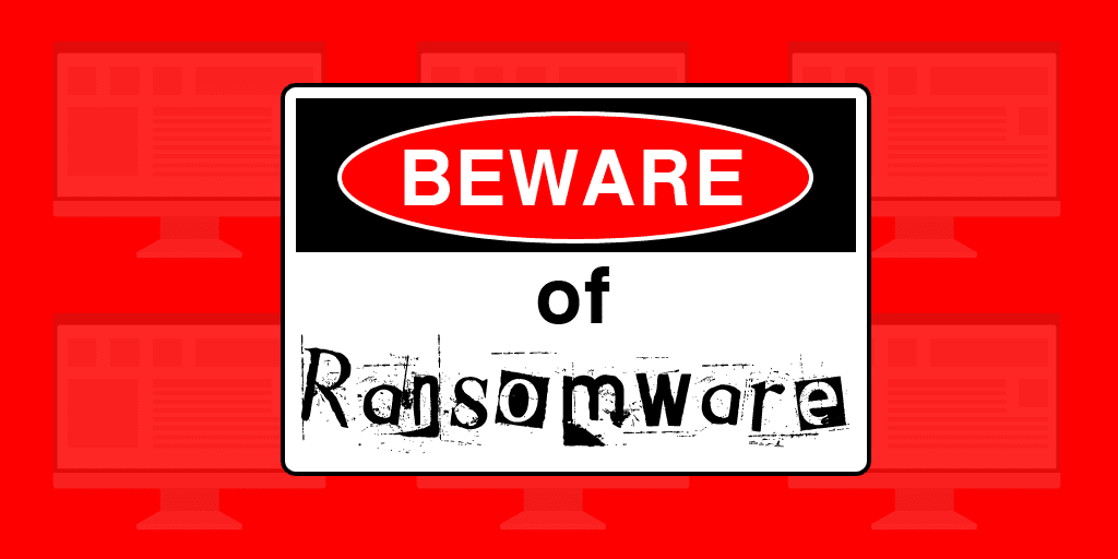 Ransomware Threat — Protect Yourself and Your Visitors