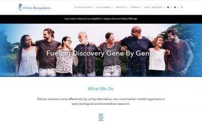 InVivo Biosystems website